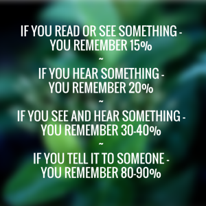 If you read or see something – you (2)